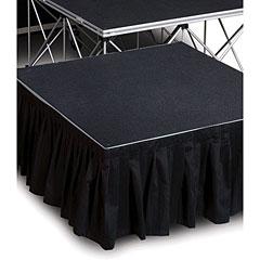 Intellistage Bühnenvorhang 2x0,60m