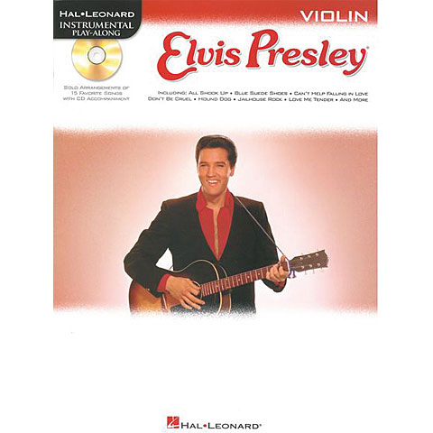 Hal Leonard Elvis Presley For Violin