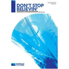Novello Don't Stop Believin' « Chornoten