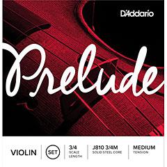 D'Addario J810 3/4M Prelude « Strings
