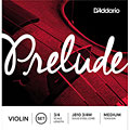 Cuerdas instr. arco D'Addario J810 3/4M Prelude