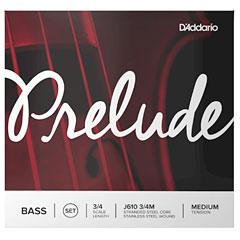 D'Addario J610 3/4M Prelude « Cuerdas instr. arco