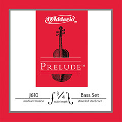 D'Addario J610 3/4M Prelude « Cordes instr. à archet