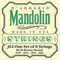 Snaren Tokkelinstr. D'Addario J62 Mandolin