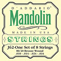 Strings D'Addario J62 Mandolin