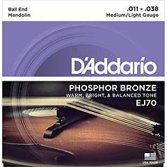 D'Addario EJ70 Mandolin « Cuerdas