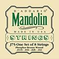 Snaren Tokkelinstr. D'Addario J75 Mandolin