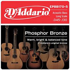 D'Addario EPBB170-5 .045-130 « Saiten Akustikbass