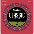 Classical Guitar Strings D'Addario EJ27N 1/2 Student