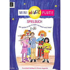 Universal Edition Mini Magic Flute Spielbuch « Music Notes