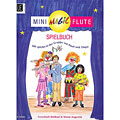 Music Notes Universal Edition Mini Magic Flute Spielbuch