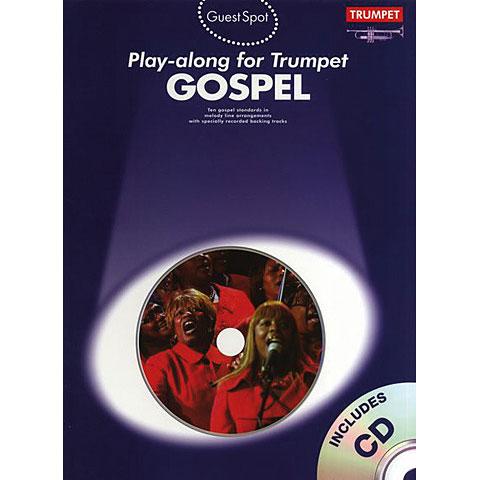 Music Sales Gospel for trumpet