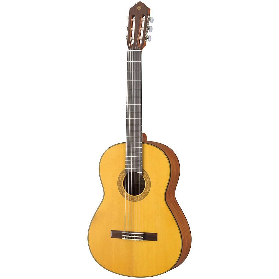 Yamaha Classical Guitar Bracing
