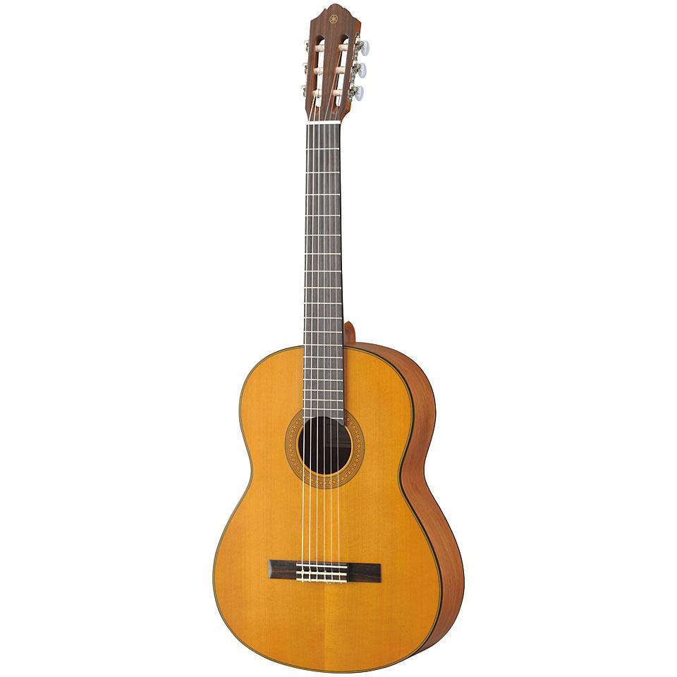 Yamaha cg122mc classical guitar for Where are yamaha guitars made