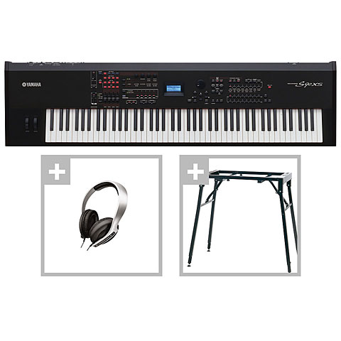 Yamaha S90 XS Bundle