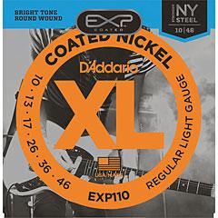 D'Addario EXP110 .010-046 « Corde guitare électrique