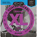 D'Addario EXP120 .009-042 « Electric Guitar Strings