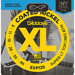 D'Addario EXP125 .009-046 « Electric Guitar Strings