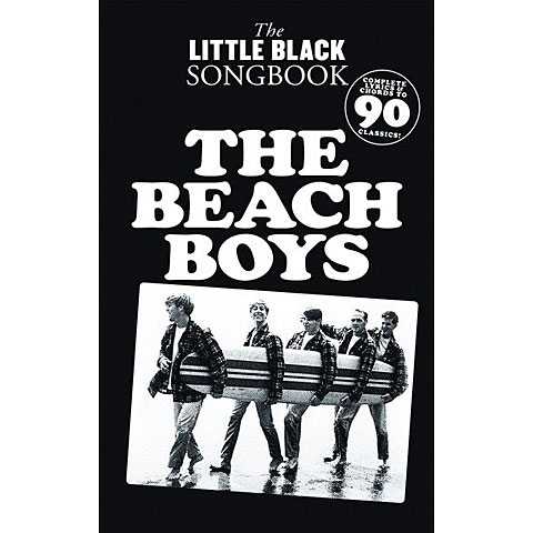 Music Sales The Little Black Songbook - The Beach Boys