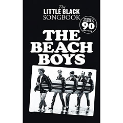 Music Sales The Little Black Songbook - The Beach Boys « Cancionero