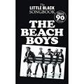 Recueil de morceaux Music Sales The Little Black Songbook The Beach Boys
