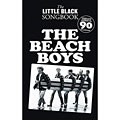 Recueil de morceaux Music Sales The Little Black Songbook The Beach Boys