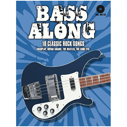 Bosworth Bass Along 10 Classic Rock Songs