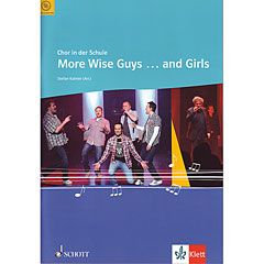 Schott More Wise Guys...and Girls « Bladmuziek voor koren