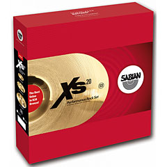 Sabian XS 20 Rock Performance Set « Pack de cymbales