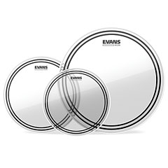 Evans Edge Control EC2S Clear 10/12/14 Fusion Set « Schlagzeug-Fell-Set