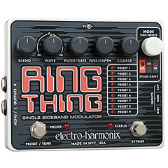 Electro Harmonix Ring Thing Single Sideband Modulator « Effectpedaal Gitaar