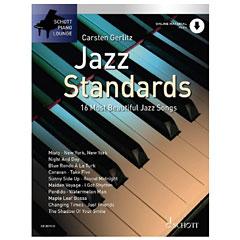 Schott Piano Lounge Jazz Standards « Notenbuch
