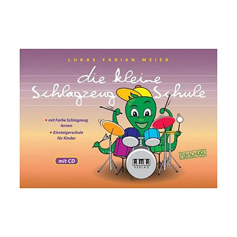 Libros didácticos AMA Die kleine Schlagzeug-Schule