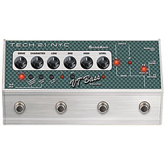 Tech 21 VT Bass Deluxe « Bass Guitar Effect