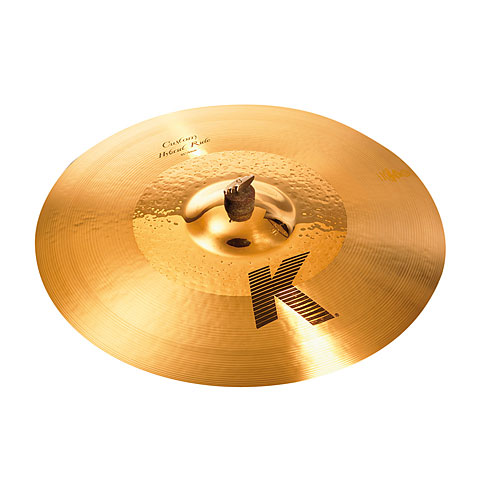 "Ride Zildjian K Custom 21"" Hybrid Ride"