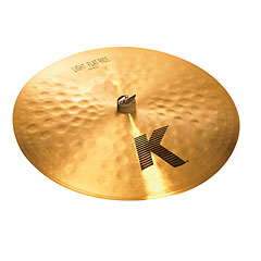 "Zildjian K 20"" Light Flat Ride « Ride-Cymbaler"