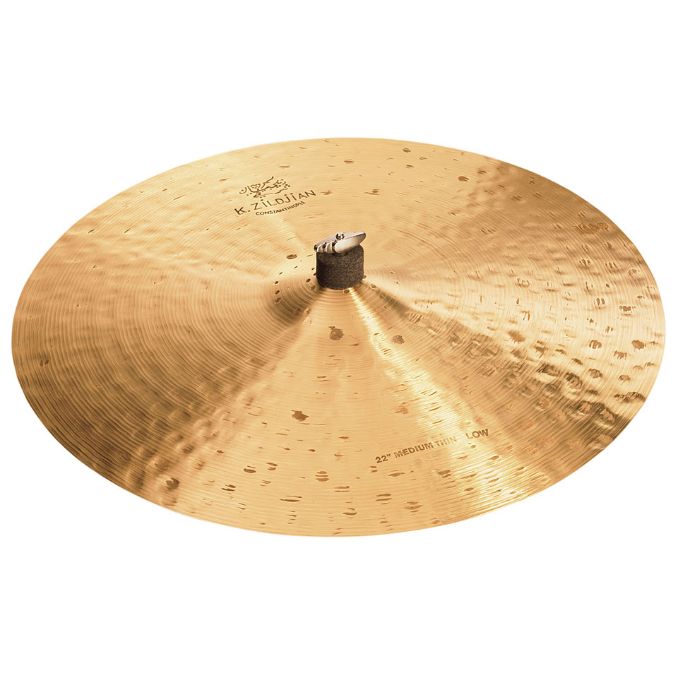 zildjian constantinople 22 medium thin low ride ride cymbal. Black Bedroom Furniture Sets. Home Design Ideas