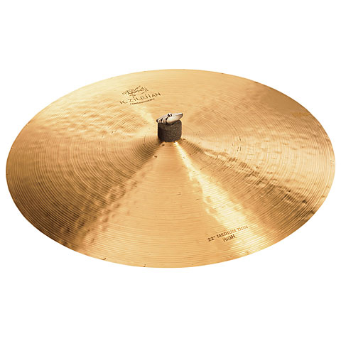 "Cymbale Ride Zildjian Constantinople 22"" Medium Thin High Ride"