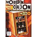Libros didácticos Voggenreiter Modern Cajon