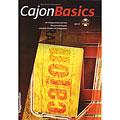 Lehrbuch Voggenreiter Cajon Basics