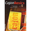 Instructional Book Voggenreiter Cajon Basics