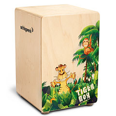 Schlagwerk CP400 Tiger Box « Cajón flamenco