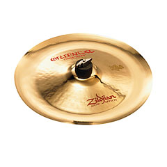 "Zildjian Oriental 13"" Trash China « China-Becken"