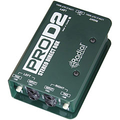 Radial ProD2 « DI-Box/splitter