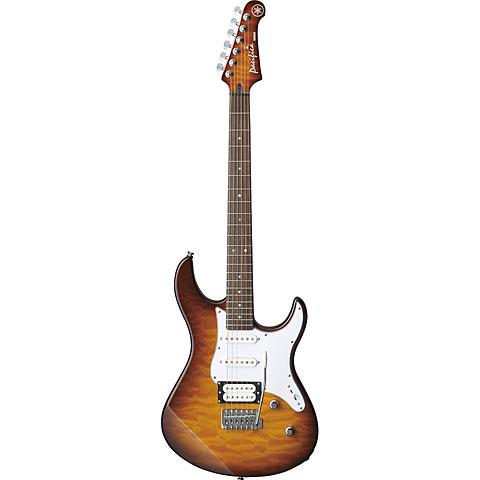 Yamaha Pacifica 212V QM TBS « E-Gitarre