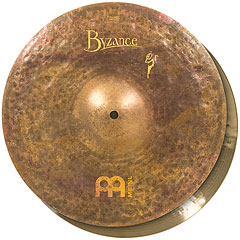 "Meinl Byzance Vintage 14"" Benny Greb Sand Hihat « Hi-Hat-Cymbal"