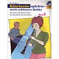 Lehrbuch Schott Klarinette spielen - mein schönstes Hobby Bd.1