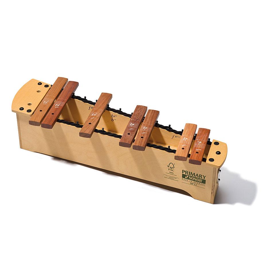 Orffscheinstrumente - Sonor Primary Sopran Xylophone SXP 2.1 Chromatic Add On Xylophon - Onlineshop Musik Produktiv