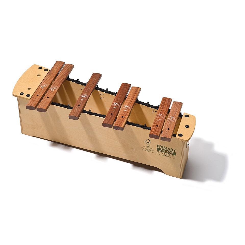 Orffscheinstrumente - Sonor Primary Alto Xylophone AXP 2.1 Chromatic Add On Xylophon - Onlineshop Musik Produktiv