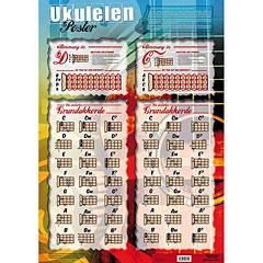 Voggenreiter Ukulelen-Poster « Poster